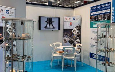 TMCS au Salon International de l'Aéronautique et de l'Espace à Paris