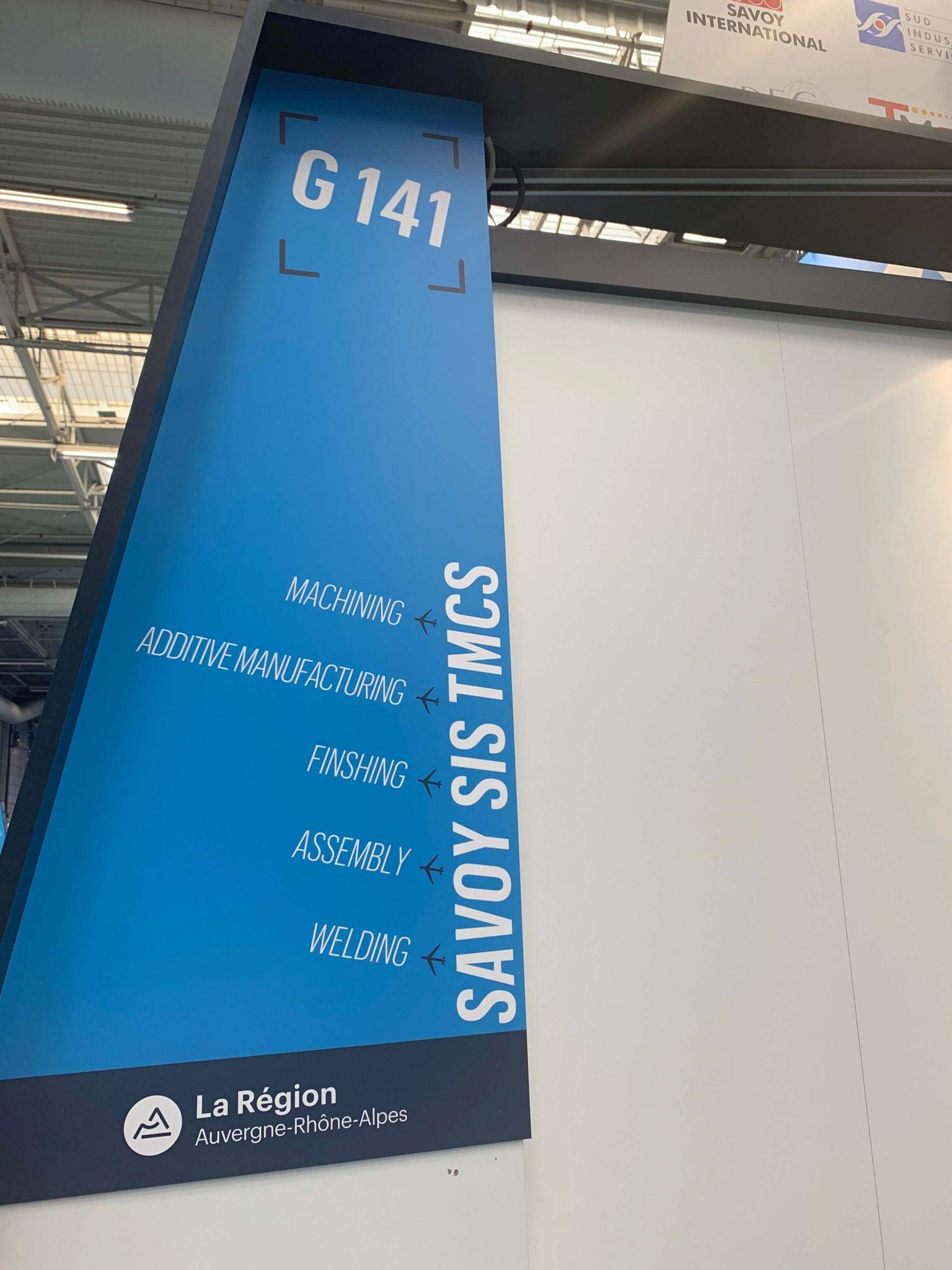 IMG 0127 - TMCS au Salon International de l'Aéronautique et de l'Espace à Paris